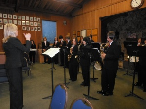 Scotts Valley High School Jazz Band