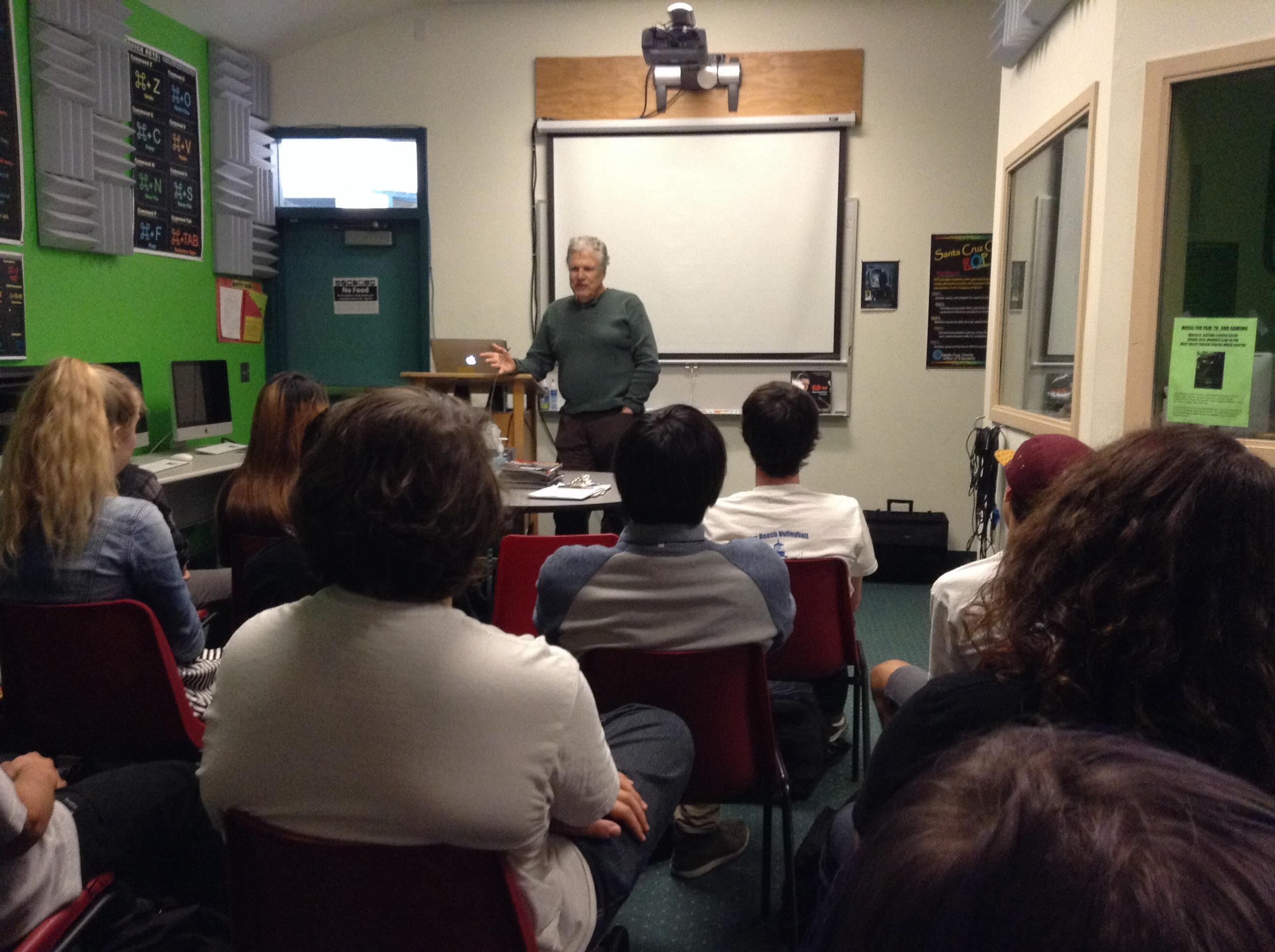 Steve Binder | Music at Scotts Valley High School