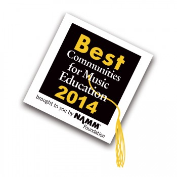 NAMM's Best Communities for Music Education 2014