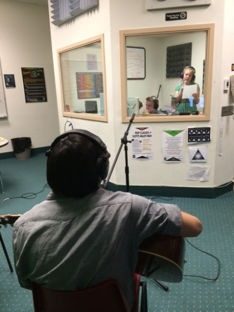 ROP Music Production and Recording Arts Class