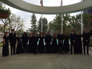SVHS Choir 2013-2014 Heritage Festival