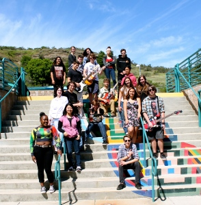 Music Production and Recording Arts at Scotts Valley High School